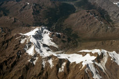 ледники стоковое изображение