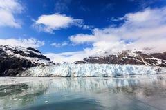 ледник залива Аляски Стоковые Фотографии RF