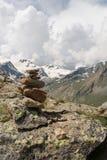 ледник Италия Стоковые Изображения RF