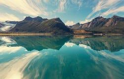 ледник Норвегия Стоковая Фотография RF