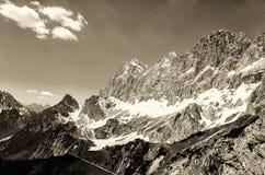 ледник dachstein Австралии Стоковые Фотографии RF