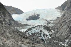 ледник josef Новая Зеландия franz Стоковая Фотография RF