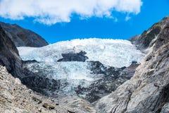 ледник josef Новая Зеландия franz Стоковые Фото