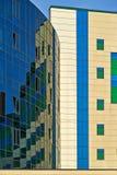 деловый центр самомоднейший Стоковые Фото