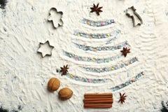 Ель рождества Стоковая Фотография RF