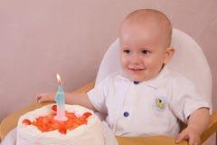 жажда дня рождения превидения Стоковое Изображение RF