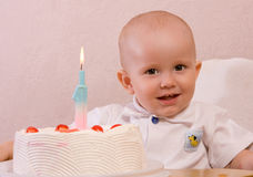 жажда приглашения дня рождения Стоковые Изображения RF
