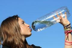 жажда Стоковая Фотография