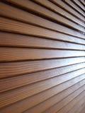 жалюзи двери Стоковая Фотография