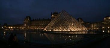 Жалюзи музея на Париже Стоковое Изображение RF