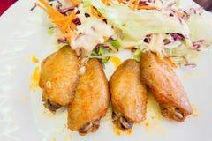Жареная курица Новый Орлеан Стоковое Фото