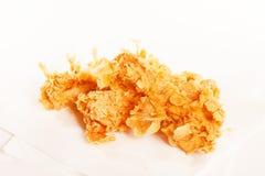 Жареная курица Стоковые Фотографии RF