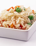 Жареные рисы Стоковая Фотография RF