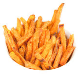 жарит помадку картошки Стоковая Фотография RF