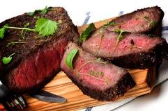 жаркое говядины вкусное Стоковое Изображение