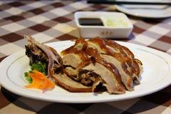 жаркое ресторана утки Пекин китайское стоковые изображения rf