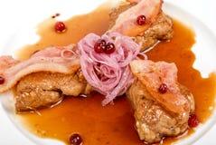 жаркое свинины мяса Стоковое Изображение