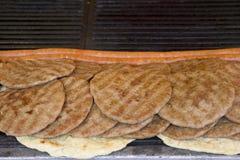 Жаркое свинины на гриле Стоковое фото RF