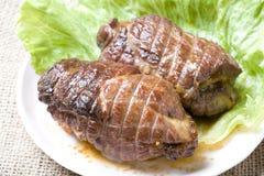 жаркое свинины Стоковые Фотографии RF
