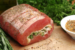 жаркое свинины Стоковое Изображение RF