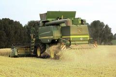 жатка зернокомбайна самомоднейшая Стоковое Фото