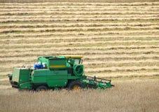 жатка зернокомбайна стоковые фотографии rf