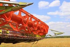 Жатка зернокомбайна Стоковые Изображения RF