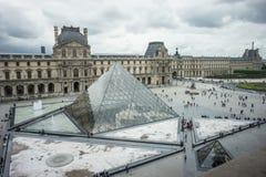 жалюзи paris Франции Стоковая Фотография