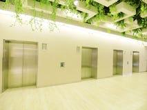 ждать комнаты лифта Стоковое фото RF