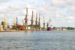 ждать кораблей стоковые изображения rf