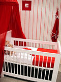 ждать младенца Стоковые Изображения RF