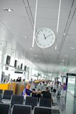 ждать салона авиапорта Стоковое Изображение RF