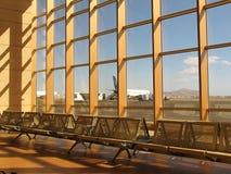 ждать салона Стоковая Фотография RF