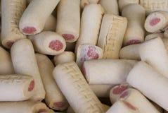 Жевания и печенья собаки Стоковые Фотографии RF