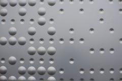 Железная городская реальная предпосылка внешних конструкций города Стоковое Фото