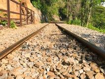 Железная дорога смерти Стоковые Изображения RF