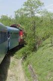 Железная дорога Oravita - Anina Стоковые Фото