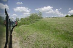 Железная дорога Oravita - Anina Стоковая Фотография RF