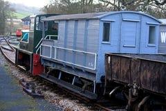 железнодорожные тележки Стоковая Фотография RF