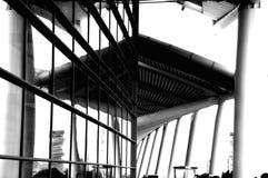 Железнодорожный вокзал Гуанчжоу южный Железнодорожный вокзал Гуанчжоу южный стоковая фотография rf