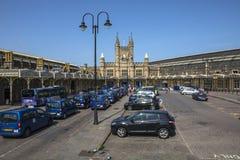 Железнодорожный вокзал мёдов виска Бристоля стоковая фотография rf