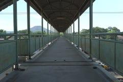 Железнодорожный вокзал соединения Kaeng Khoi НИКАКОЙ 4 стоковое изображение