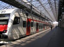 железнодорожный вокзал Стоковое фото RF