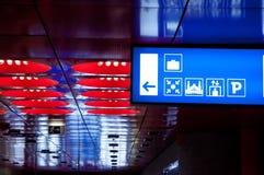 железнодорожный вокзал pictograms Стоковые Изображения
