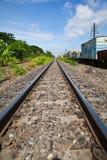 железнодорожный Таиланд Стоковые Фото