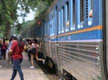 Железнодорожный транспорт Стоковые Фото
