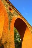 Железнодорожный viaduct Стоковые Фотографии RF