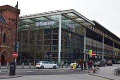 11/03/2018 железнодорожных станций Лондон St Pancras международных Стоковые Изображения