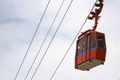 Железные дороги кабеля Стоковое Изображение