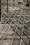 железные дороги Стоковые Изображения RF